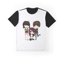Ravi and Ken dressing up leo Graphic T-Shirt