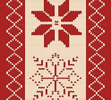 Christmas Sweater  by Minette Wasserman