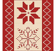 Christmas Sweater  Photographic Print