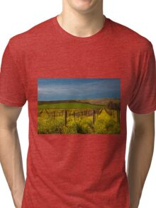 Napa Valley Vineyard Tri-blend T-Shirt