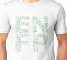 ENFP Word Cloud Unisex T-Shirt