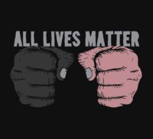 All Lives Matter by ezcreative