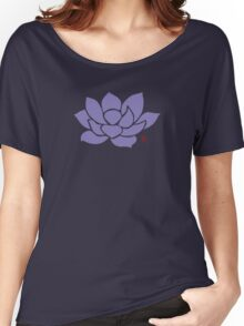 Lotus^^ Women's Relaxed Fit T-Shirt