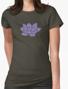 Lotus^^ Womens Fitted T-Shirt