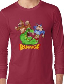 Rampage Long Sleeve T-Shirt