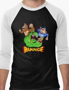 Rampage Men's Baseball ¾ T-Shirt