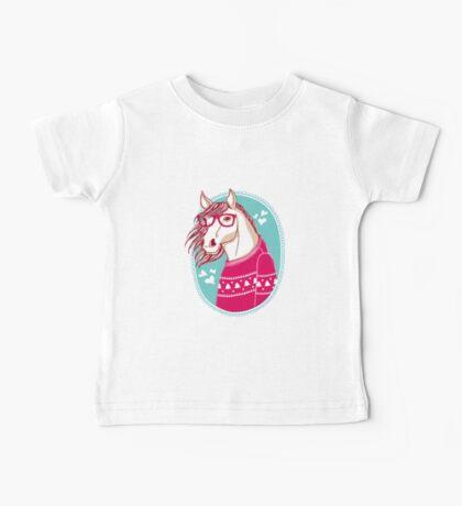 horse Baby Tee