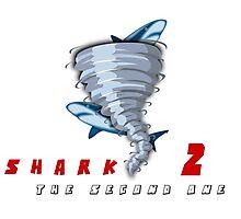 SharktaNADO 2 (Limited Edition) Photographic Print