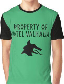 hotel valhalla Graphic T-Shirt