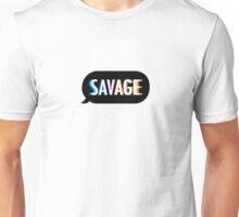 Kim Kimijo Savage Emoji app logo funny slogon design Unisex T-Shirt
