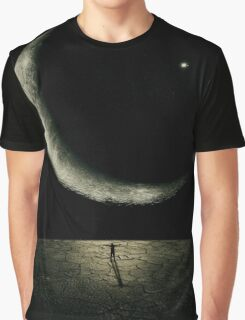 new moon Graphic T-Shirt