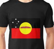 Koori Australian Flag  Unisex T-Shirt