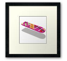 Hoverboard Framed Print