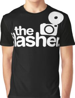 Photographer The Flasher Graphic T-Shirt