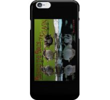 Behold the Birds of Heaven iPhone Case/Skin