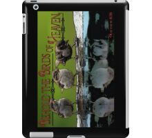 Behold the Birds of Heaven iPad Case/Skin