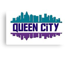 Queen City, NC Canvas Print