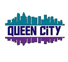 Queen City, NC Photographic Print