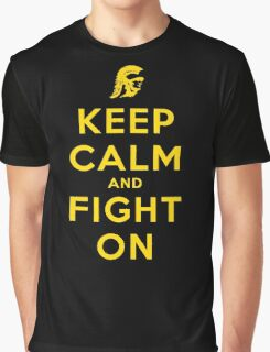 USC Fight On (Blackout) Graphic T-Shirt
