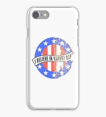 I Believe In Harvey Dent iPhone Case/Skin