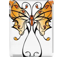 Fun Playful Butterfly! iPad Case/Skin