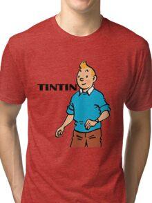 tintin Tri-blend T-Shirt
