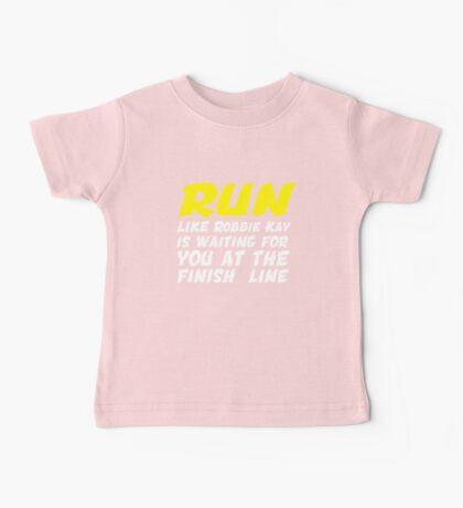 OUAT Peter Pan Motivation T-Shirt Baby Tee