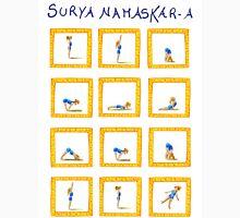 Surya Nanaskar-A The Sun Salutation Unisex T-Shirt