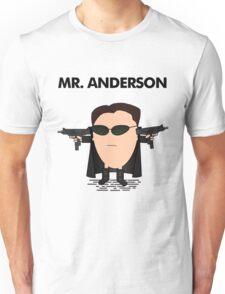 Mr. Anderson Unisex T-Shirt