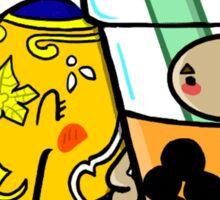 Thai - Boba Kids Sticker