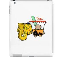 Thai - Boba Kids iPad Case/Skin