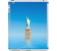 New York flood iPad Case/Skin