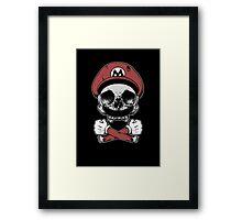Mario Death Squad Framed Print