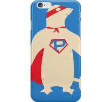 Super Penguin!!! iPhone Case/Skin