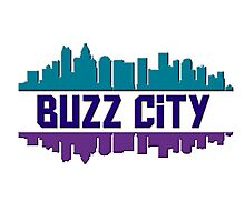Buzz City Photographic Print