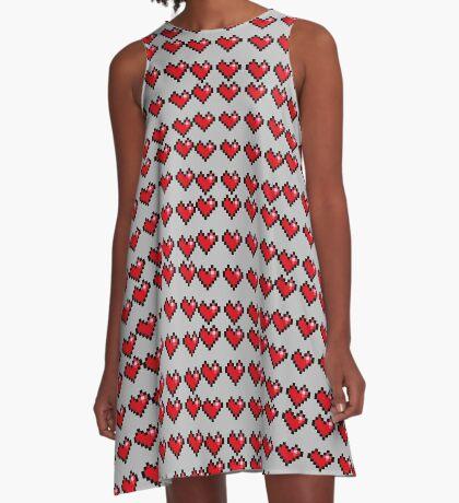 First Hit A-Line Dress