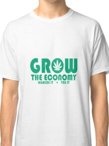 GROW THE ECONOMY  Classic T-Shirt