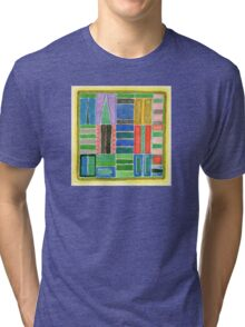 Lift To The Second Floor  Tri-blend T-Shirt