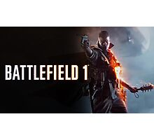 Battlefield 1 Photographic Print