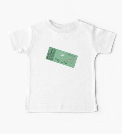 One Ticket to Farhampton Baby Tee