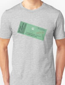One Ticket to Farhampton Unisex T-Shirt