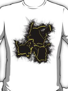Electrifying Pikachu T-Shirt