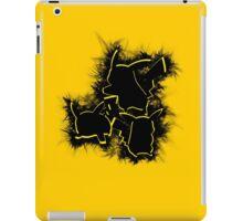 Electrifying Pikachu iPad Case/Skin