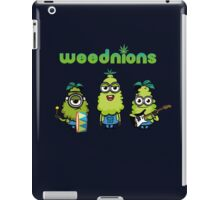The Weednions iPad Case/Skin