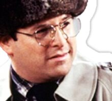 Costanza's Russian Hat Sticker