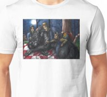 Hannibal - Picnic with the werewolf Unisex T-Shirt