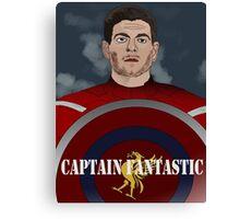 Captain Fantastic Steven Gerrard Canvas Print