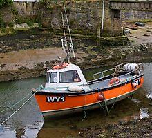 Fishing Boat by John (Mike)  Dobson