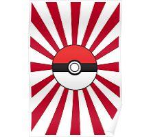 Poké Flag Poster