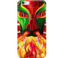 DRAGON FIRE iPhone Case/Skin
